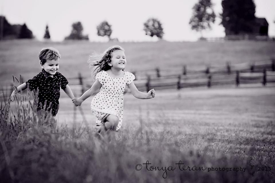 Fall Family Photography | Tonya Teran Photography
