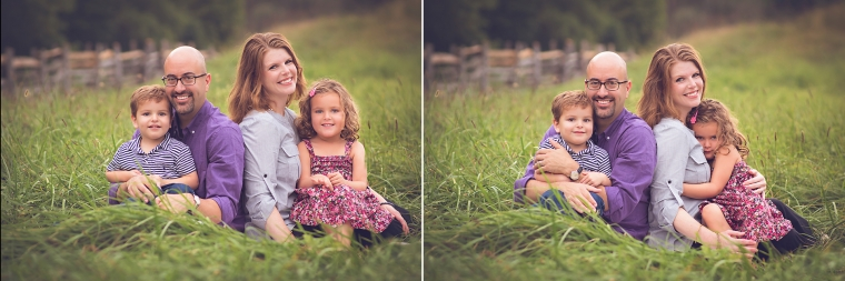 Fall Family Photography | Tonya Teran Photography