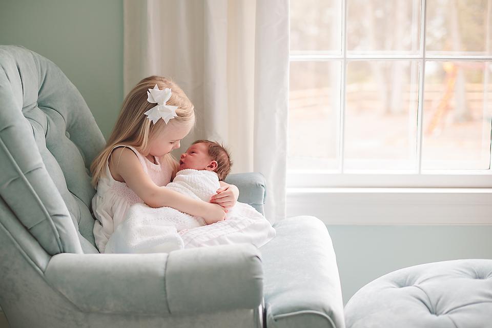 Sleeping newborn pose | Rockville, MD Newborn Baby and Family Photographer - Tonya Teran Photography