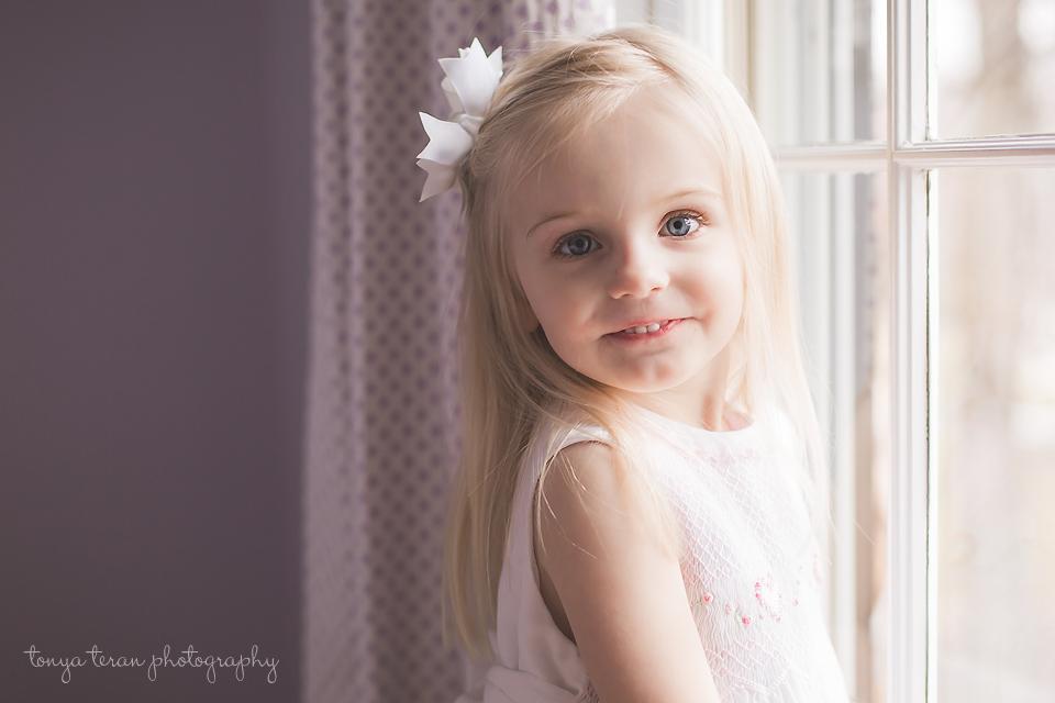 Rockville, MD Newborn Baby and Family Photographer - Tonya Teran Photography