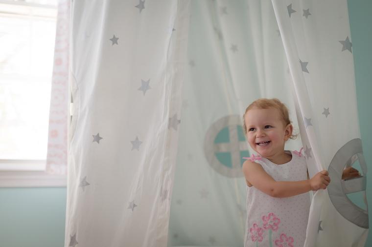 Lifestyle newborn session - Tonya Teran Photography - rockville, MD newborn baby and family photographer