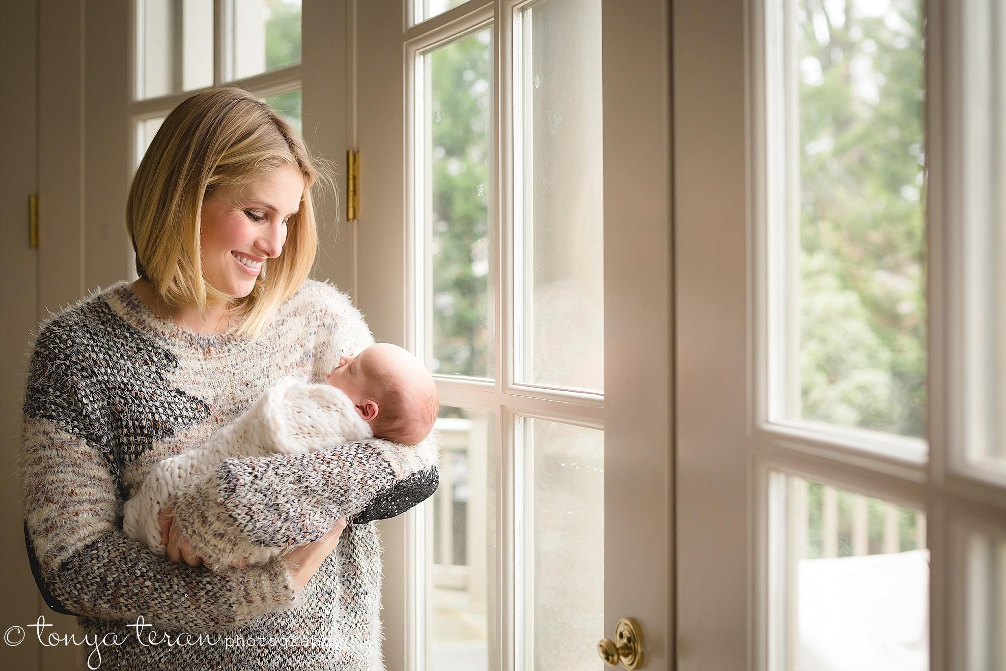 Family Newborn Photo Session   Tonya Teran Photography, Gaithersburg, MD Newborn, Baby, and Family Photographer