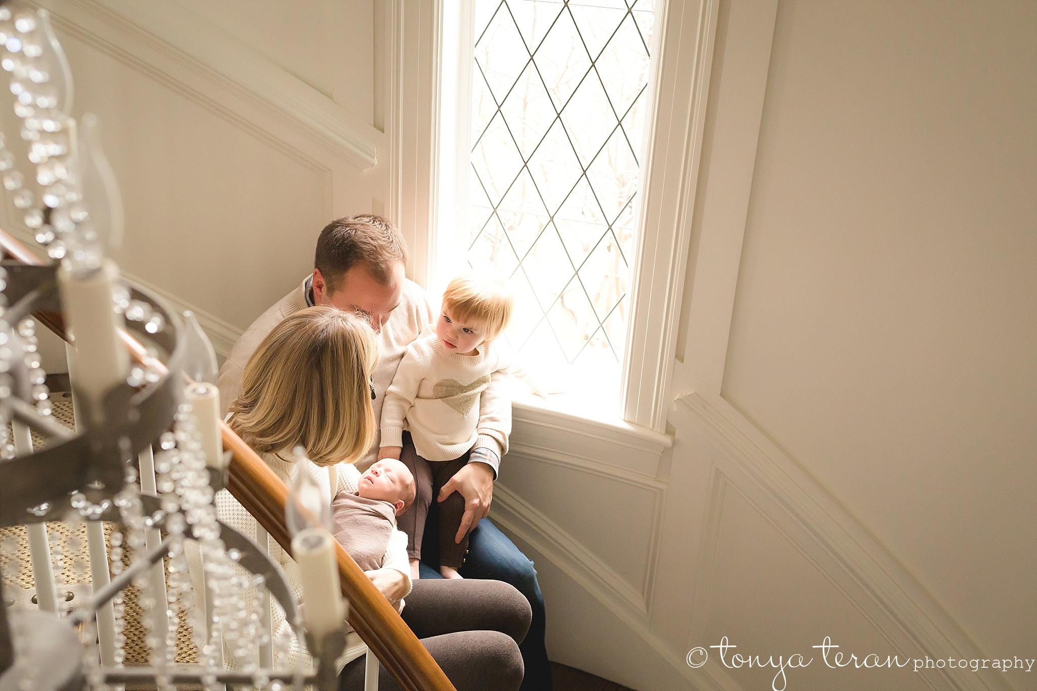 Family Newborn Photo Session   Tonya Teran Photography, Washington, DC Newborn, Baby, and Family Photographer