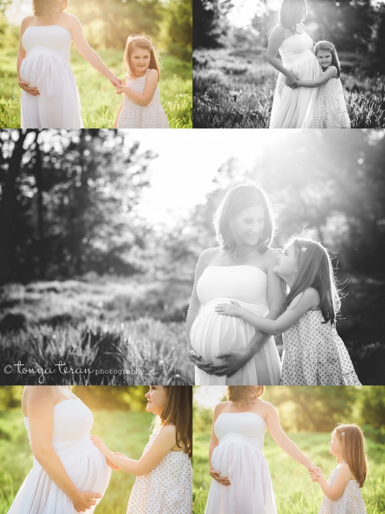 Mini Maternity Photo Session | Tonya Teran Photography, Bethesda, MD Newborn, Baby, and Family Photographer