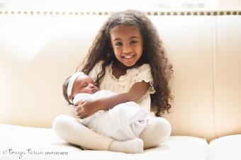 Newborn Photo Session | Tonya Teran Photography, Germantown, MD Newborn, Baby, and Family Photographer