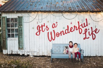 Christmas Holiday Mini Sessions | Tonya Teran Photography, Urbana, MD Newborn, Baby, and Family Photographer