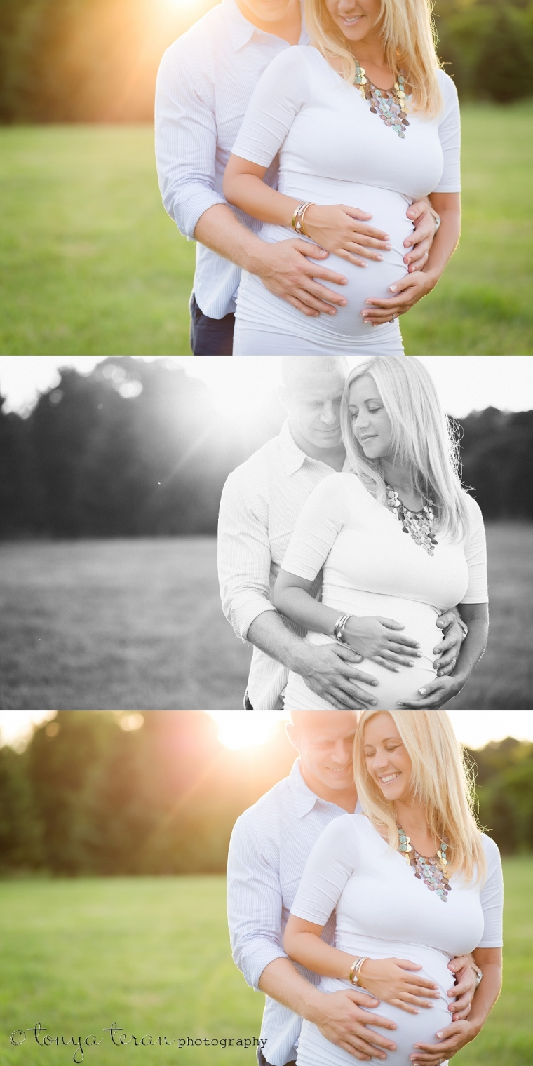 Mini Maternity Photo Session | Tonya Teran Photography, Chevy Chase, MD Newborn, Baby, and Family Photographer