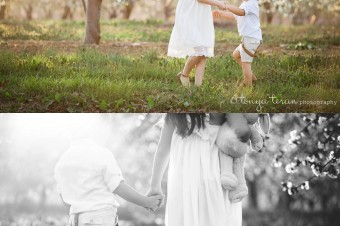 Cherry Blossom Tree Session | Bethesda, MD Newborn, Baby and Family Photographer