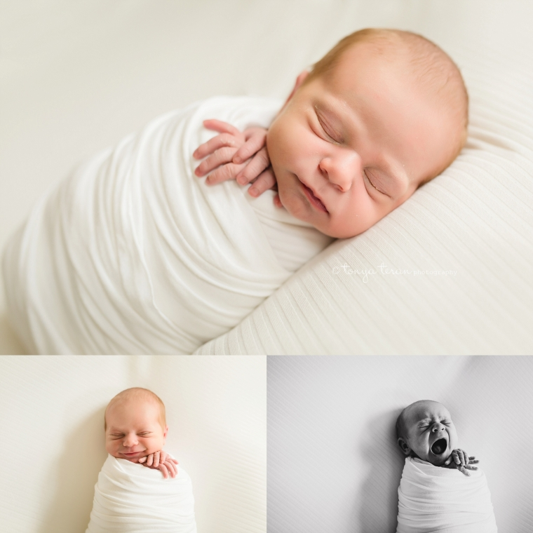 Newborn Studio Family Photo Session | Tonya Teran Photography, Bethesda, MD Newborn, Baby, and Family Photographer