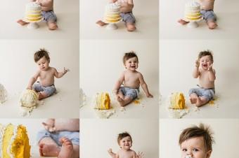 1st Birthday Cake Smash Photo Session   Tonya Teran Photography, Bethesda, MD Newborn, Baby, and Family Photographer