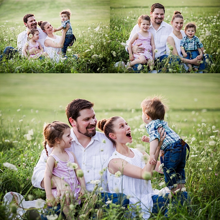 Outdoor Family Photography Session | Tonya Teran Photography, Bethesda, MD Newborn, Baby and Family Photographer