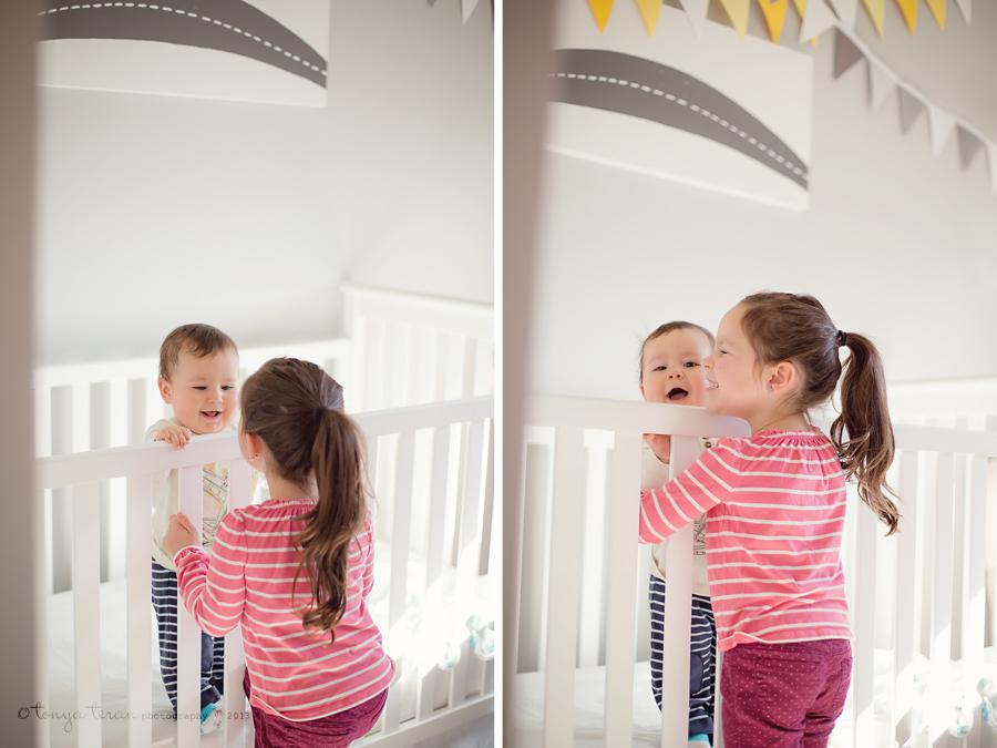 Rockville, MD lifestyle baby photographer | Tonya Teran Photography