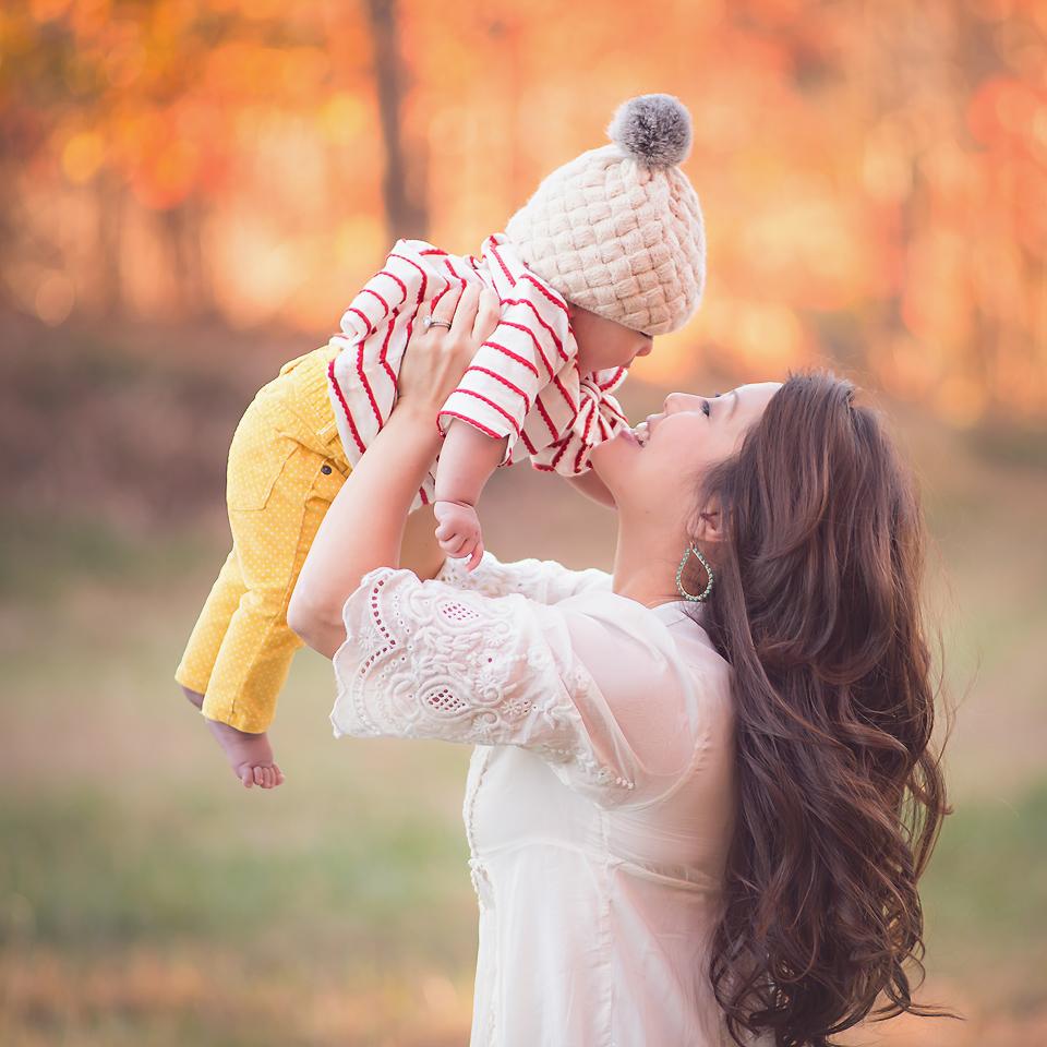 Fall family photography | Tonya Teran Photography, Rockville, MD