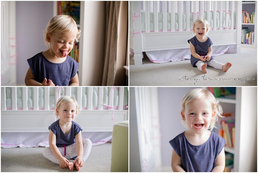Newborn photography pose | Tonya Teran Photography, Bethesda, MD Newborn Baby and Family Photographer