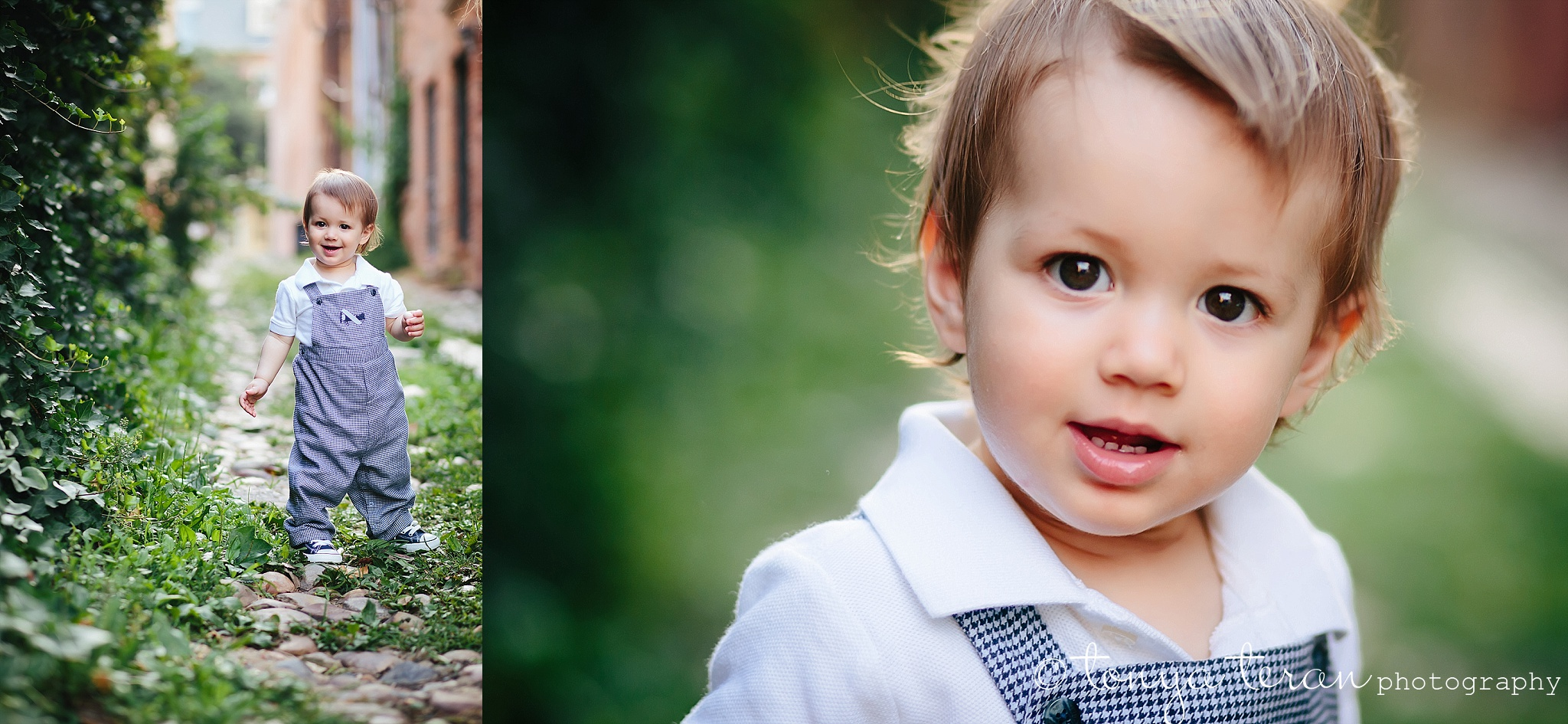 Outdoor Family Photo Session | Tonya Teran Photography, Alexandria, VA Newborn, Baby, and Family Photographer