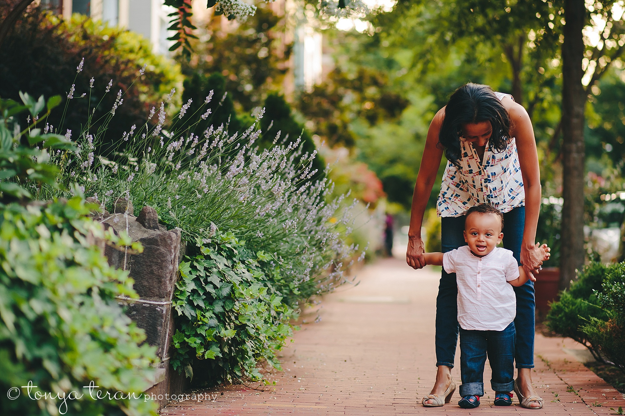 1st birthday Lifestyle Photo Session | Tonya Teran Photography, Washington, DC Newborn, Baby, and Family Photographer