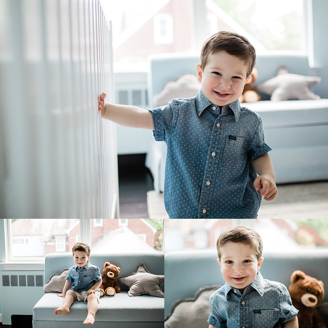In-home Family Photo Session | Tonya Teran Photography, Washington, DC, NOVA Newborn, Baby, and Family Photographer