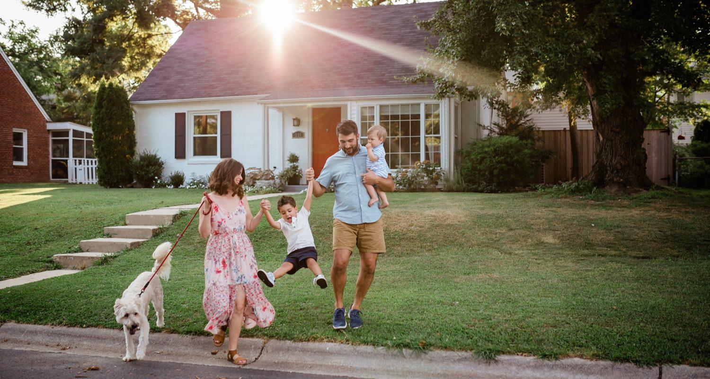 In-home Family Photo Session | Washington, DC, Maryland, NOVA Baby and Family Photographer